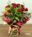 Love - Mazzo 12 Rose