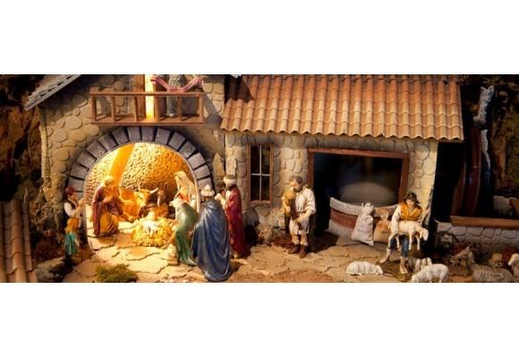 Statuine e Presepe - Preparatevi al Natale con noi e il Magico Villaggio di Natale