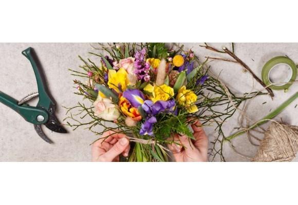 Diventa Fiorista-Vivaista in composizioni floreali